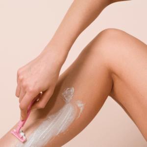 брить ноги без вросших волос