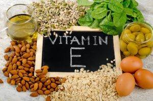 добавки с витамином Е