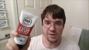 magic Shave cream