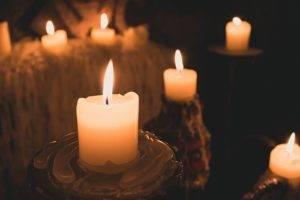 Белые свечи в магии значение