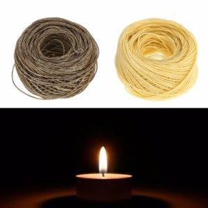 Фитиль вощеный для свечей