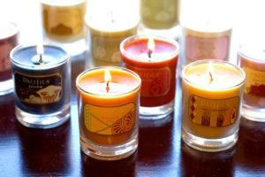 Энергетика свечей