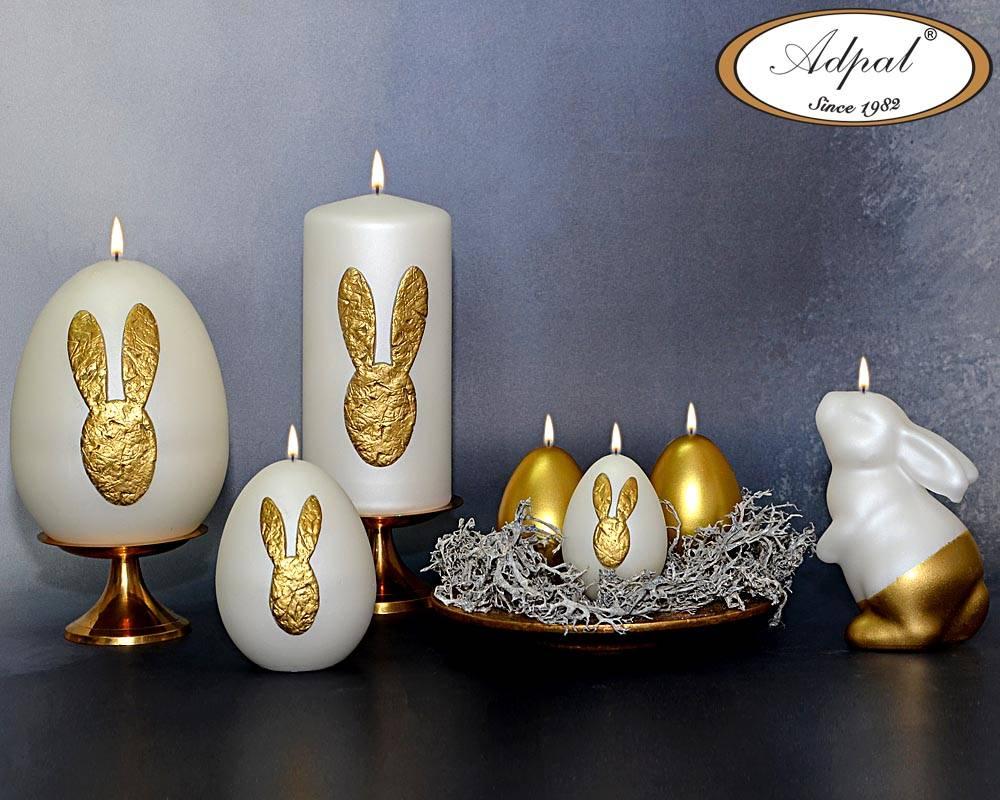 Пасхальные свечи красивые