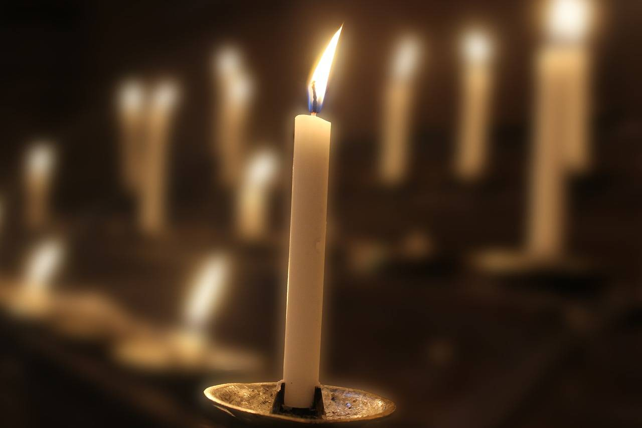 Свечи во сне
