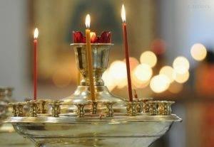 3 свечи в 3 церквях для замужества
