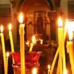 Запахло церковной свечой