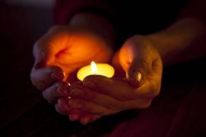 Свеча на защиту семьи