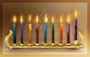 цвета церковных свечей