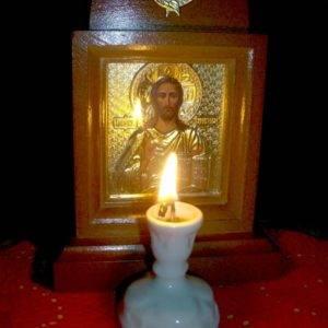 Сретенская свеча применение дома