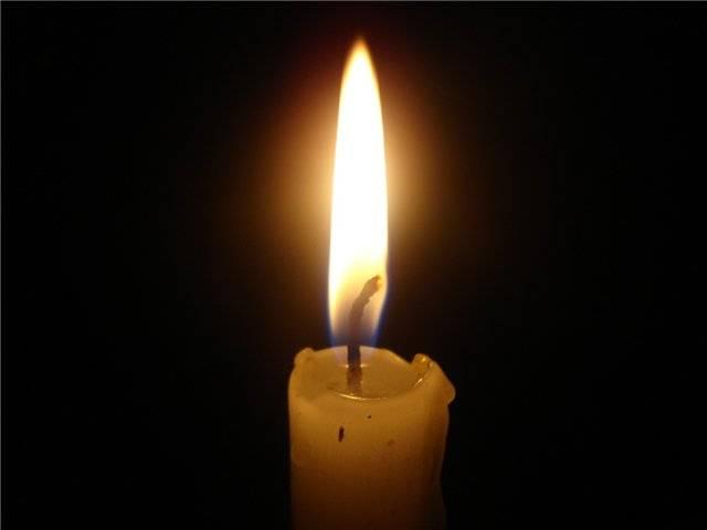 Наплывы на свече
