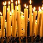 Сколько стоит церковная свеча