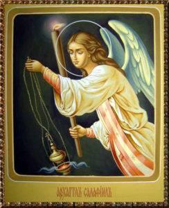 Свечи ангелу хранителю