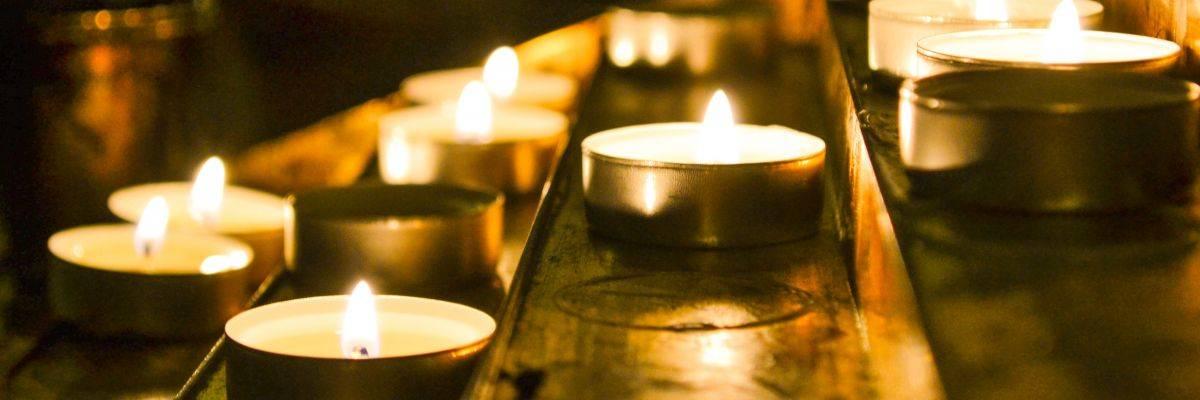 свеча среда