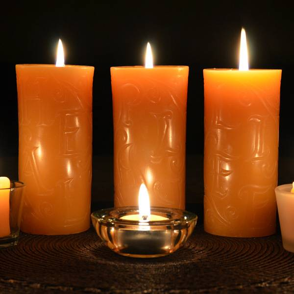 свечи за здравие