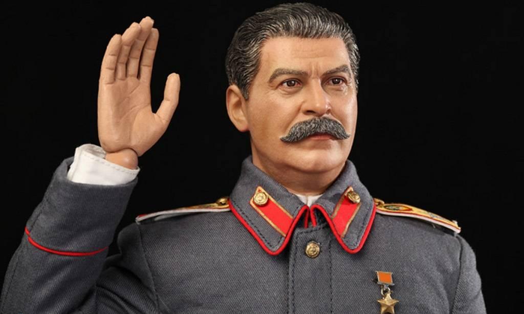 Восковой Сталин
