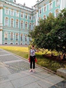 Музей восковых фигур в петропавловской крепости