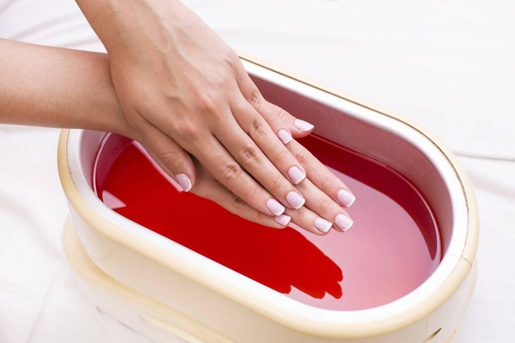 Восковые ванночки