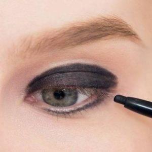Восковые карандаши для растушевки глаз