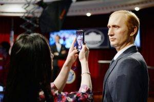 Восковой Путин