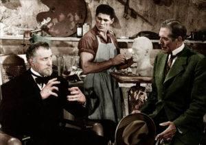 Дом восковых фигур (1953):